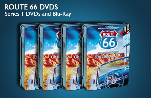 Route 66 DVDs