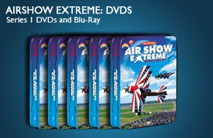 Airshow Extreme DVDs