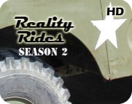 Reality Rides Series 2 - 12x22 minutes